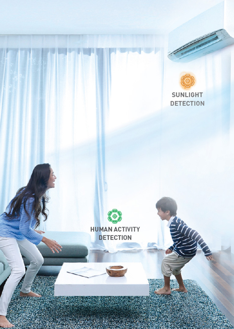 Econavi - Enjoy Ultimate Comfort With Energy Savings