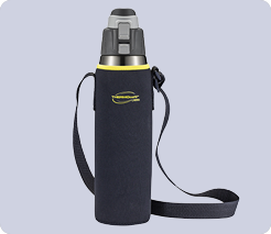 THERMOCAFE Sports Bottle (1.0L) - Panasonic Air Conditioner Promo Gift